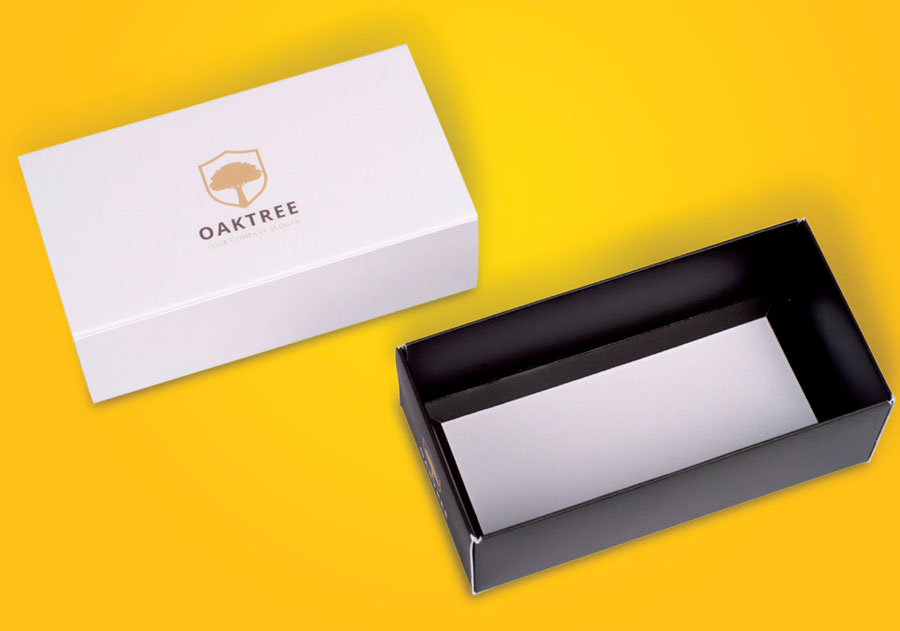 Coffret rectangle